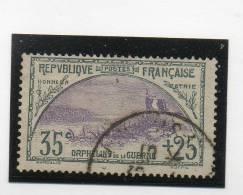 LOT 579 - FRANCE N° 152 * Oblitéré - Cote 160 € - Used Stamps