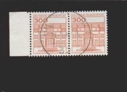 BRD / Bund Gest  1143  Paar - Oblitérés