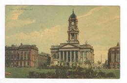 Town Hall, Birkenhead, UK, 00-10s