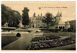 Cour Intérieure Du Château De Walzin (pk8573) - Dinant