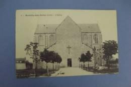 C P  Romilly Sur Seine L'eglise - Romilly-sur-Seine