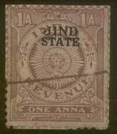Jhind Revenue_1 Anna Violet_Type 20 - KM 201 - Jhind