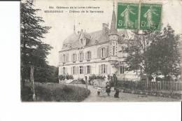 BOUGUENAIS - Chateau De La Baronnais - Bouguenais