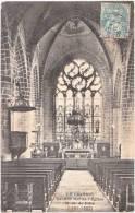 44. LE CROISIC. Grande Nef De L'Eglise N.-D. De Pitié - Le Croisic