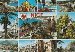 La Cote D`Azur - Nice Views   A-647 - Provence-Alpes-Côte D'Azur