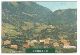 C2336 Sondalo (Sondrio) - Panorama / Viaggiata 1971 - Altre Città