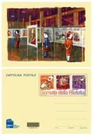 INTERO POSTALE MANIFESTAZIONE FILATELICA NAZIONALE 2012 ROMAFIL - 0,60 EURO - CATALOGO FILAGRANO C274 NUOVO ** - 1946-.. République