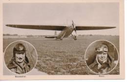 L'avion Record Blériot-Zapata. Pilotes Bossoutrot Rossi. - Airmen, Fliers