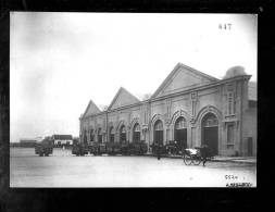 R 2013 01 24A  Photo Format Carte Postale,Indochine Tonkin,Haiphong Les Docks.., Précisions Sur Scan 2. - Altri
