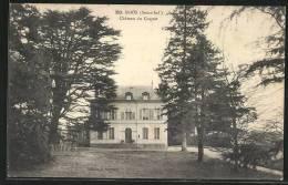 CPA Boos, Chateau Du Coquet - Francia