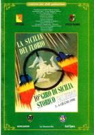PROGRAMMA 10 GIRO DI SICILIA LA SICILIA DEI FLORIO 1998 ELENCO ISCRITTI & PROGRAMMA - Programmi