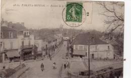 71 PARAY LE MONIAL AVENUE DE LA GARE - Paray Le Monial