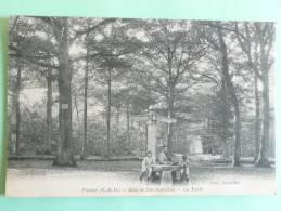 PLAISIR - Bois De Ste Appoline, La Table - Plaisir