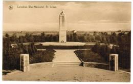 St Julien, Canadian War Memorial (pk8587) - Zonnebeke
