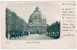 Scherpenheuvel, Eglise De Montaigu, Verstuurd In 1900 (pk8590) - Scherpenheuvel-Zichem