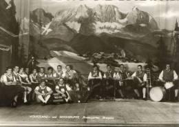BREGENZ (Autriche) Cpsm Orchestre Musiciens Animation - Autriche