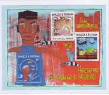 Wallis Et Futuna  Bloc Feuillet N° 14** Neuf Sans Charniere - Blocks & Sheetlets