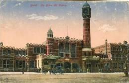 Gent - Gand : La Gare St-Pierre : 1927 - Gent