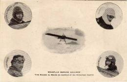 Monoplan Morane Saulnier - Legagneux - Garros - Léon Morane - Brindejonc Des Moulinais  (51158) - ....-1914: Precursors