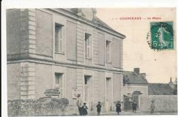 CHANCEAUX - La Mairie - Francia