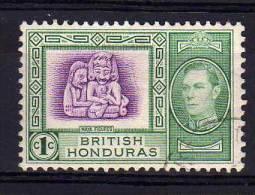 British Honduras - 1938 - 1 Cent Definitive - Used - British Honduras (...-1970)