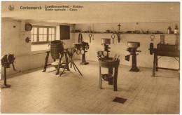 Kortemark, Cortemarck, Landbouwschool, Kelder (pk8595) - Kortemark