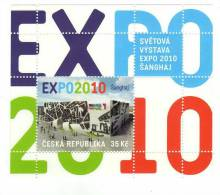Czech Republic / S/S / Expo 2010 Shanghai China - Repubblica Ceca