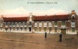 SALLAUMINES - Hotel De Ville - France