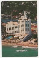 CPSM THE NEW VERSAILLES, HOTEL IN MIAMI BEACH, FLORIDA USA, FLORIDE, ETATS UNIS - Miami Beach