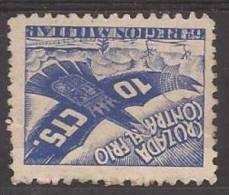 CCF26-LM55TAPA.Spain.Espagne .BENEFICENCIA.CRUZADA CONTRA EL FRIO.1936.(Galvez 26**) Sin Charnela .MUY BONITOS.RAROS - Águilas & Aves De Presa