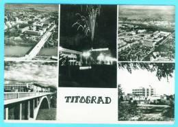 Postcard - Titograd, Podgorica       (V 16221) - Montenegro