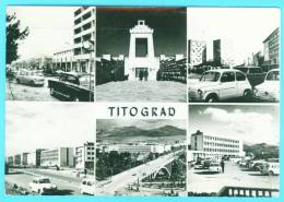 Postcard - Titograd, Podgorica       (V 16223) - Montenegro