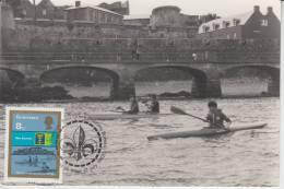 PFADFINDER - BOY SCOUTS, Guernsey 75th Anniversary Of Scouting - Pfadfinder-Bewegung