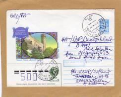 Enveloppe Brief Cover Entier Postal - 1992-.... Fédération