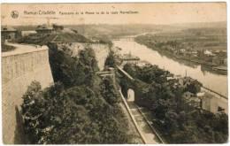 Namur Citadelle, Panorama De La Meuse Vu De La Route Merveilleuse (pk8613) - Namur