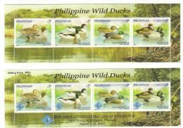 Philippines / S/S / Birds / Ducks - Philippines