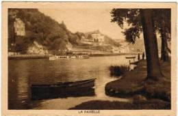 CPA La Parelle, Bateau Touristique (pk8622) - Namur