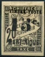 Martinique (1888) N 8 * (charniere)