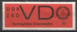 DDR / GDR - Mi-Nr 3x Postfrisch / MNH ** (C332) - Service