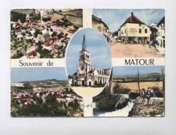 71 MATOUR --multivues - RERCTO / VERSO   -- --100.15 - France