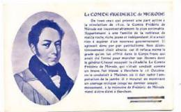 Le Comte Frédéric De Mérode. Edition REMY - Familles Royales