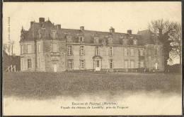 - CPA 56 - Château De Lambilly - France