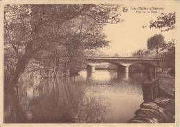 Les Bulles S/Semois - Pont Sur La Vierre (grand Format) - Chiny