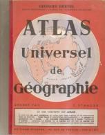 Atlas Strauss 1935 - Maps/Atlas