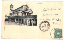 10669    NOVARA    DUOMO  1900 - Italia