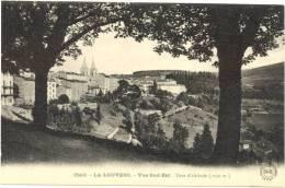 07/CPA - La Louvesc - Vue Sud Est - La Louvesc
