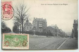 VERVIERS  - Coin De L'avenue Peltzer Et Rue Roger (voir Vignette Esperanto 1911) - Verviers
