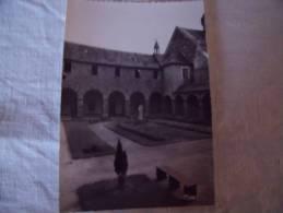 CRAON Monastère Des Bénédictines Du Saint Sacrement Cloitre - Craon