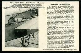 61 - MORTAGNE - TRÈS RARE - Grandes Fêtes D'Aviation Du 1 Au 3 Juin 1912... LEGAGNEUX - Mortagne Au Perche