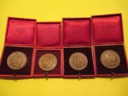Médailles /Ecole Nationale Des Beaux Arts/Peinture-Archéologie /Melle DELECLUSE/ Gatteaux/1907-1914  D107 - Autres Collections